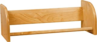 product image for Catskill Craftsmen Tabletop Book Rack, Natural Finish