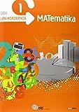 EKI DBH 1. Matematika 1. Lan-koadernoa 1 (EKI 1) - 9788415586326
