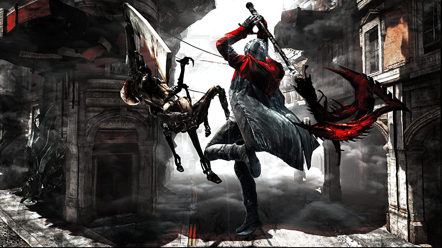 Amazon.com: DmC Devil May Cry: Video Games