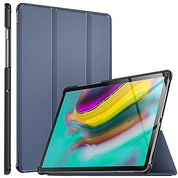 ELTD Funda Carcasa para Samsung Galaxy Tab S5e 10.5 T720/T725, Ultra Delgado Stand Función Smart Fundas Duras Cover Case para Samsung Galaxy Tab S5e ...