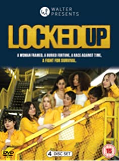Locked Up Series 2 [DVD]: Amazon co uk: Maggie Civantos
