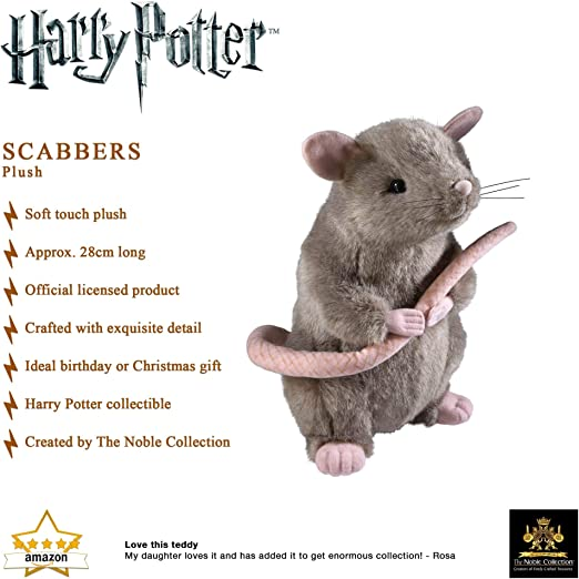 Peluche de la Colección Noble Scabbers: Amazon.es: Juguetes y ...
