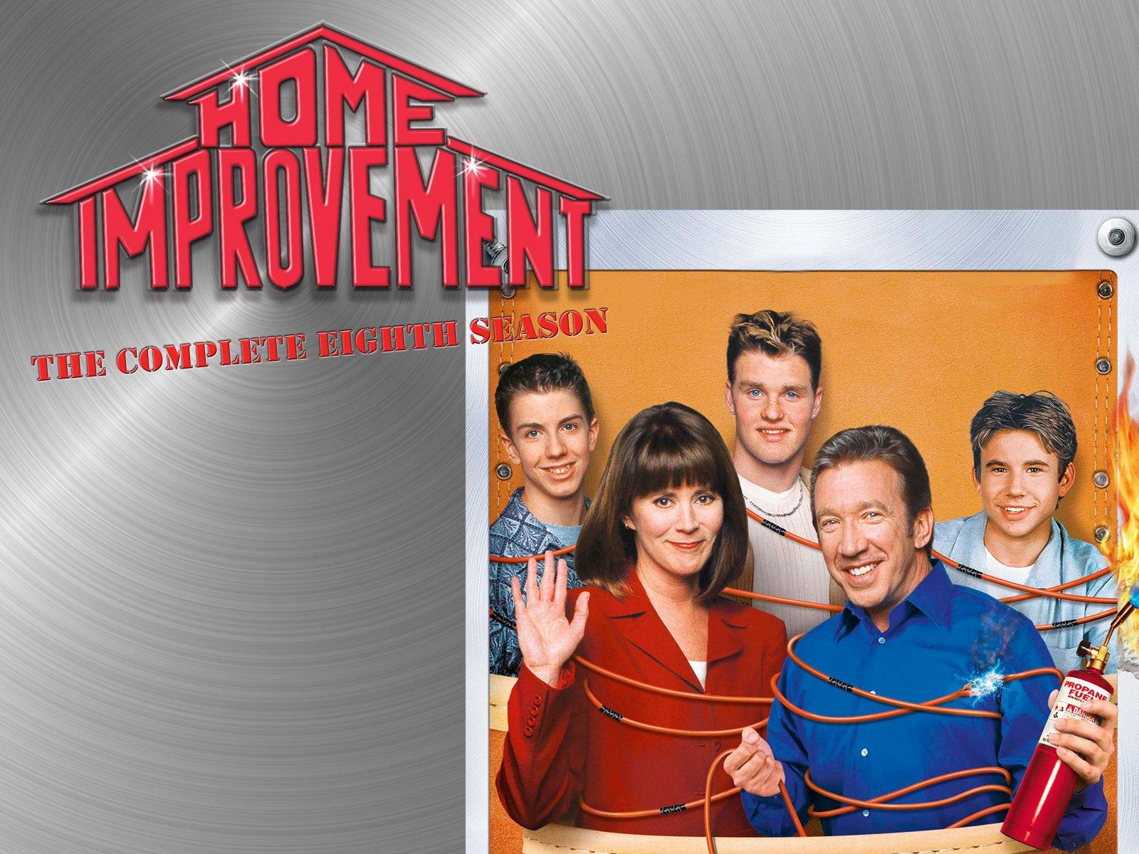 Watch Home Improvement Season 1 Prime Video