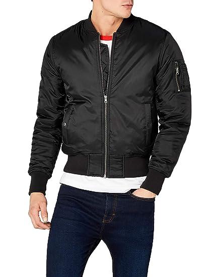 dégagement profiter du prix de liquidation incroyable sélection Urban Classics Basic Bomber Jacket Blouson Homme
