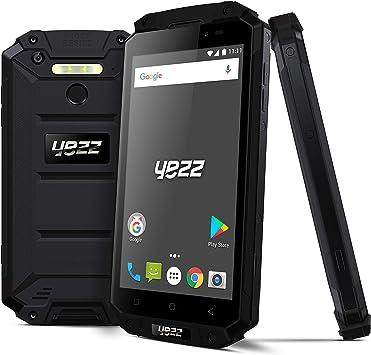 YEZZ Epic T - Smartphone Desbloqueado Resistente: Amazon.es ...