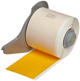 Brady b-581 reposicionable vinilo cinta para impresora de ...