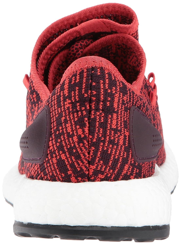 adidas Performance B01N0TF7OE Men's Pureboost Running Shoe B01N0TF7OE Performance 17 Medium US|Tactile Red/Dark Burgundy/Black 410891