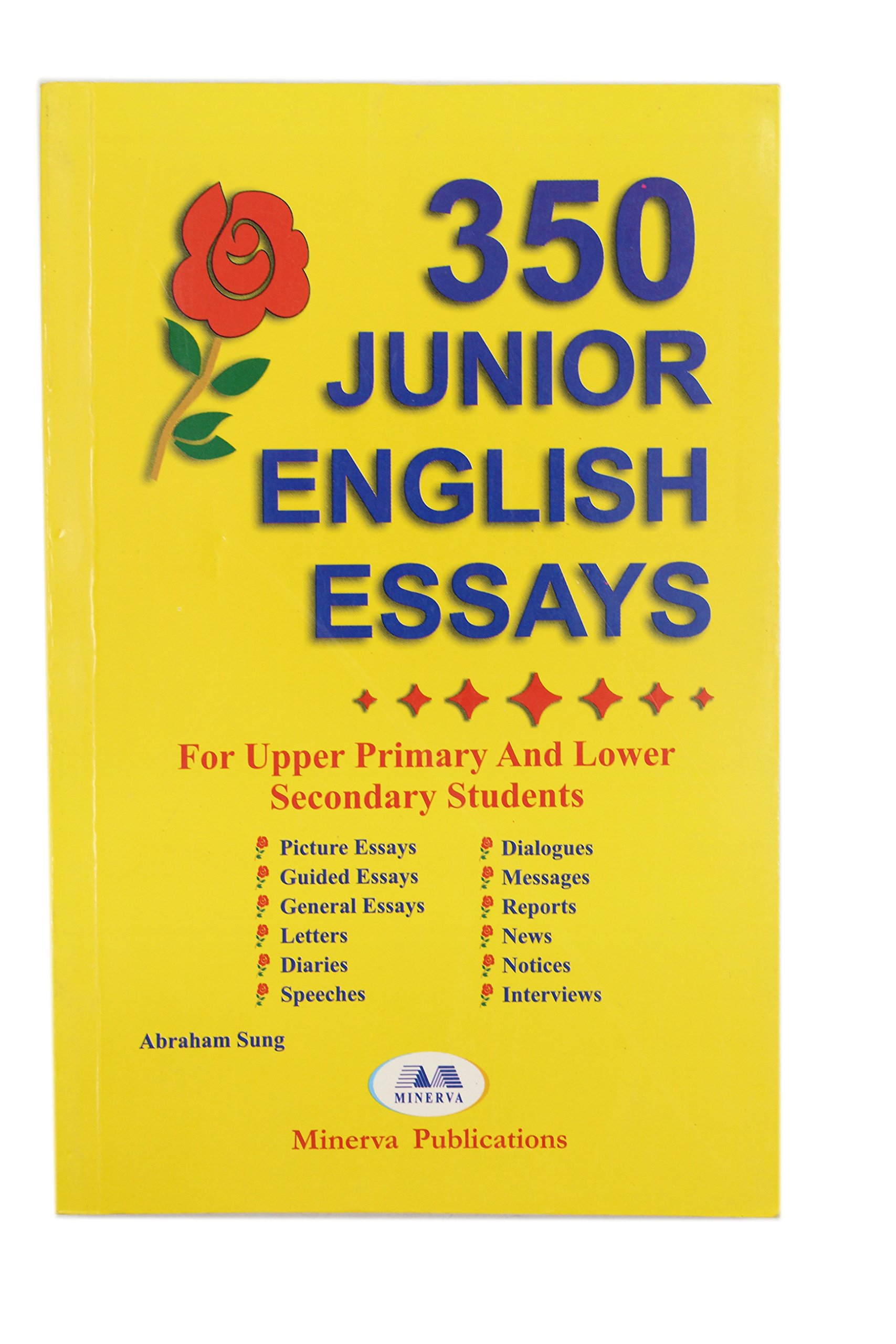 Buy  Junior English Essays Book Online At Low Prices In India   Junior English Essays Paperback