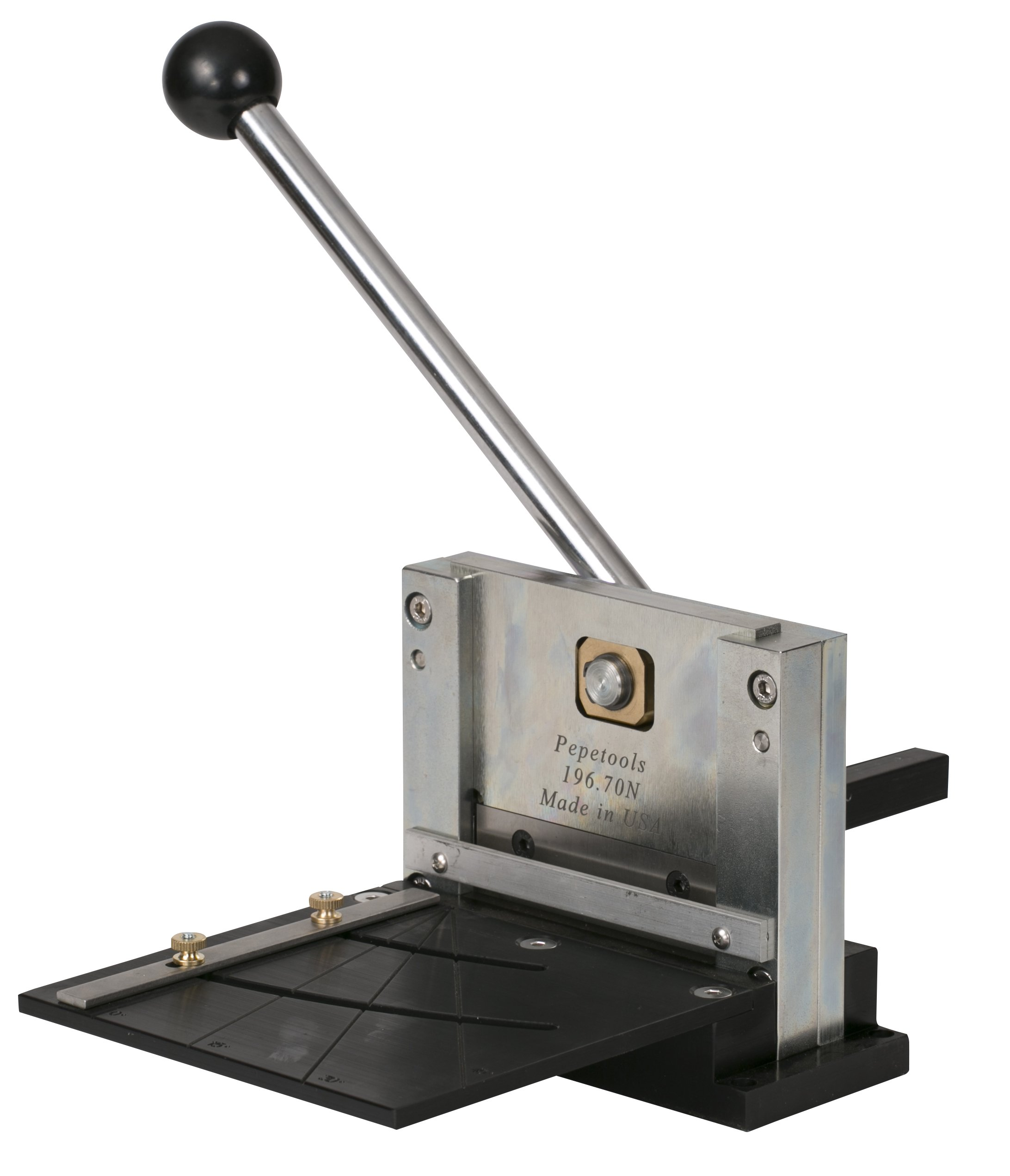4'' GUILLOTINE SHEAR by Pepe Tools. Made in the USA
