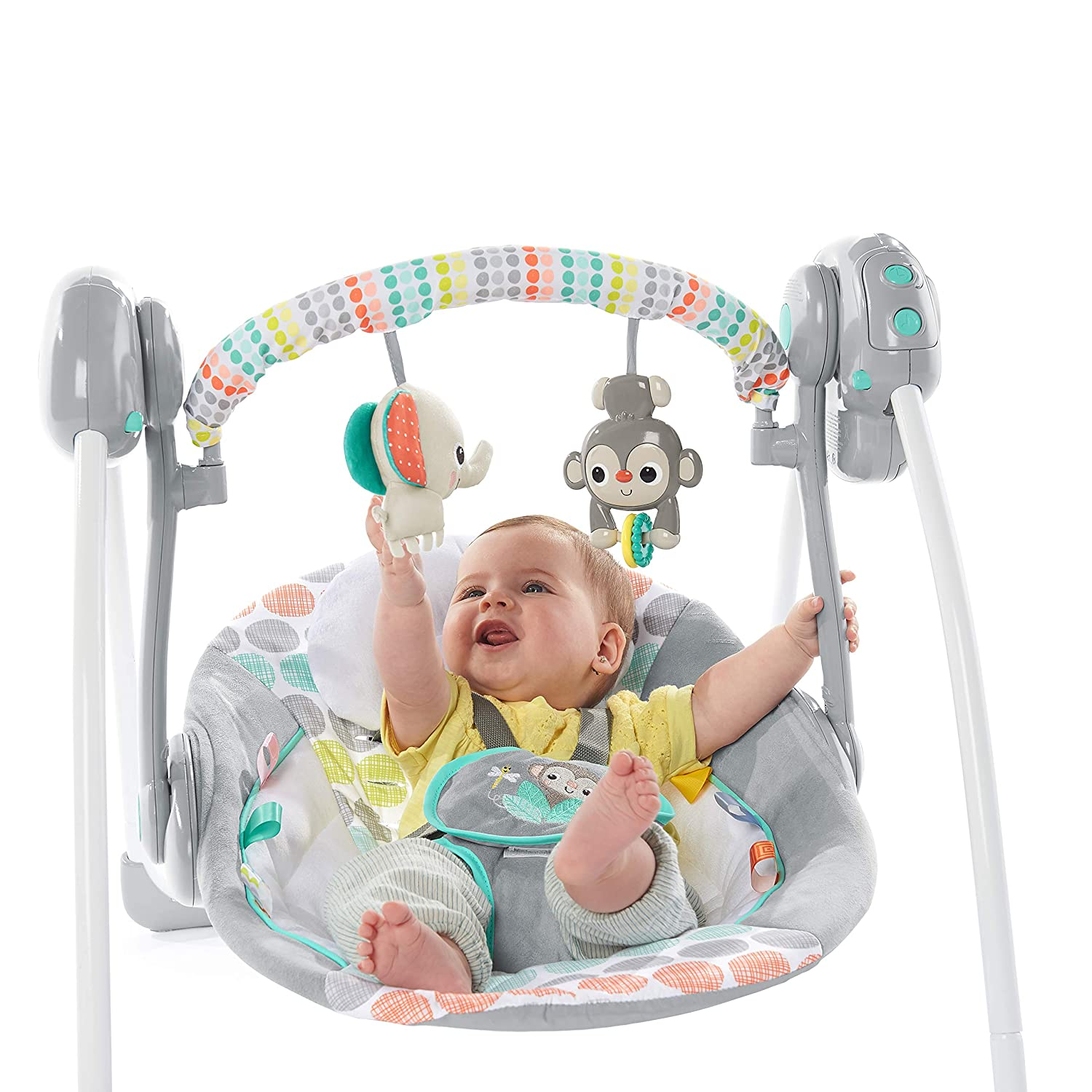 The 9 Best Baby Swings for Reflux for 2021 [Review]