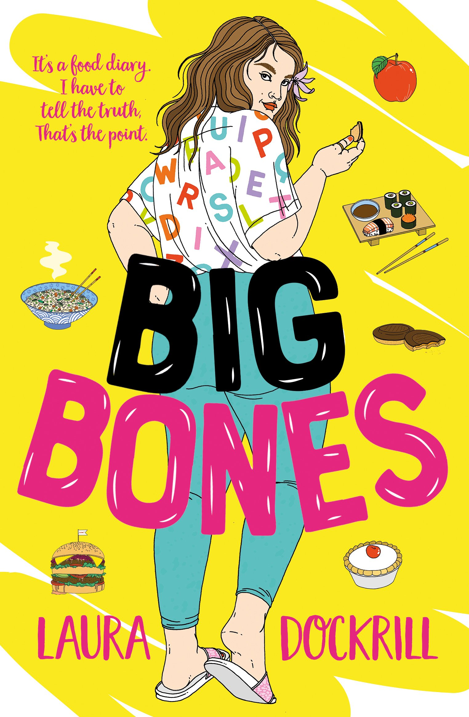 Image result for big bones laura