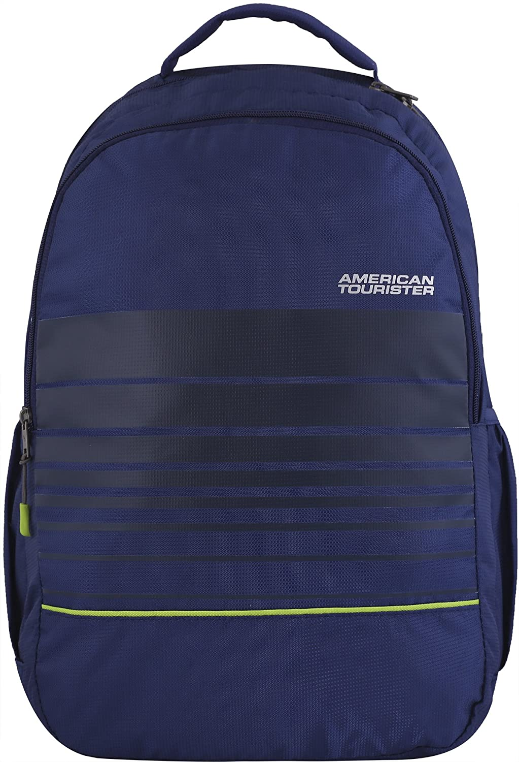 American Tourister 35L Navy Laptop Backpack (FD7(0) 01002): Amazon.es: Equipaje