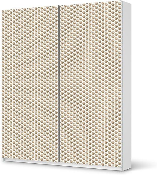Los muebles de decoración para IKEA PAX armario de 236 cm de altura - puerta corredera |