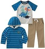 Kids Headquarters Boys' Toddler 3 Pieces Pants