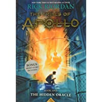 The Hidden Oracle (Trials of Apollo, Book One) (Trials of Apollo, 1)