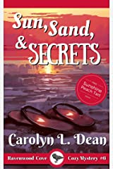 SUN, SAND, and SECRETS: A Ravenwood Cove Cozy Mystery (book 6) Kindle Edition