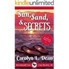 SUN, SAND, and SECRETS: A Ravenwood Cove Cozy Mystery (book 6) (English Edition)