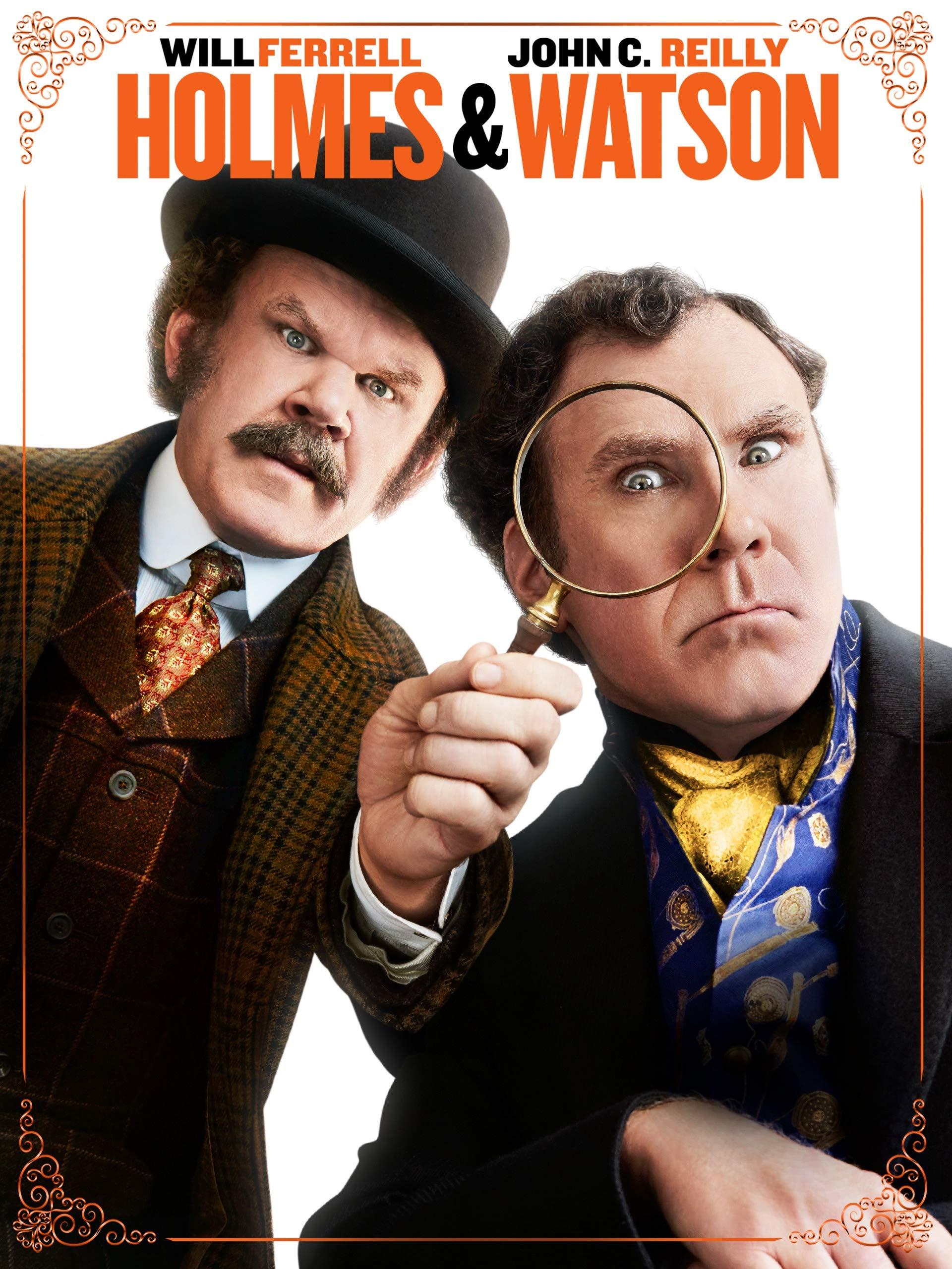 Holmes and Watson (4K UHD) on Amazon Prime Video UK