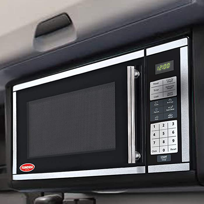 The Best Truck Microwave Oven