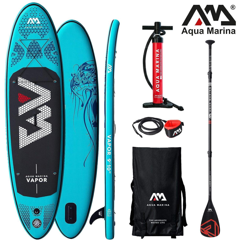 Aqua Marina Vapor 2019 Sup - Tabla de Surf (Hinchable ...