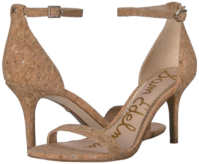 3f86dc679 Amazon.com  Sam Edelman Women s Patti Heeled Sandal  Shoes