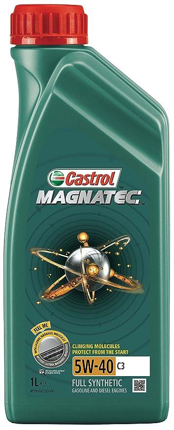 Castrol MAGNATEC Aceite de motor 5W-40 C3 1L
