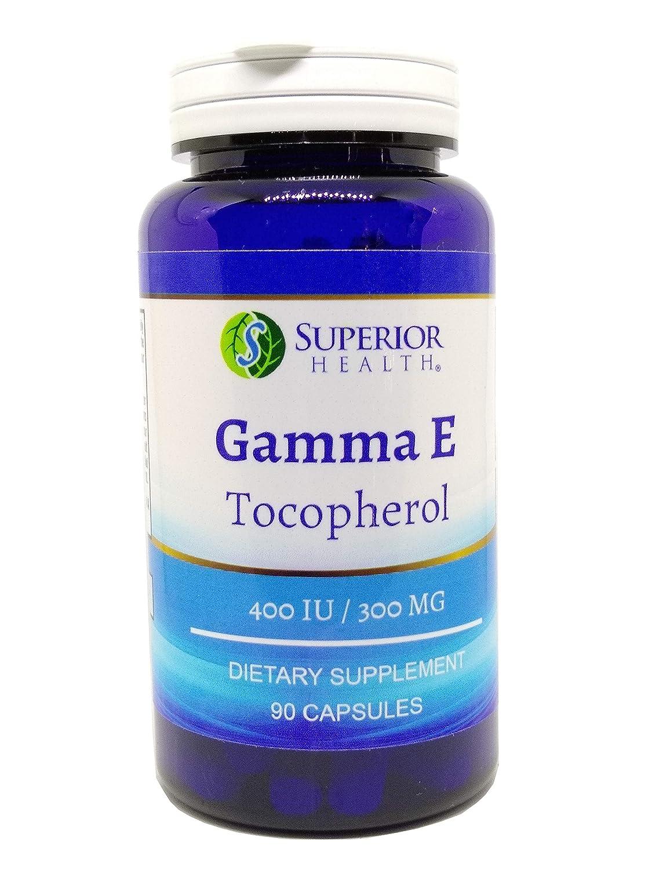 Gamma E Complex 90 Capsules