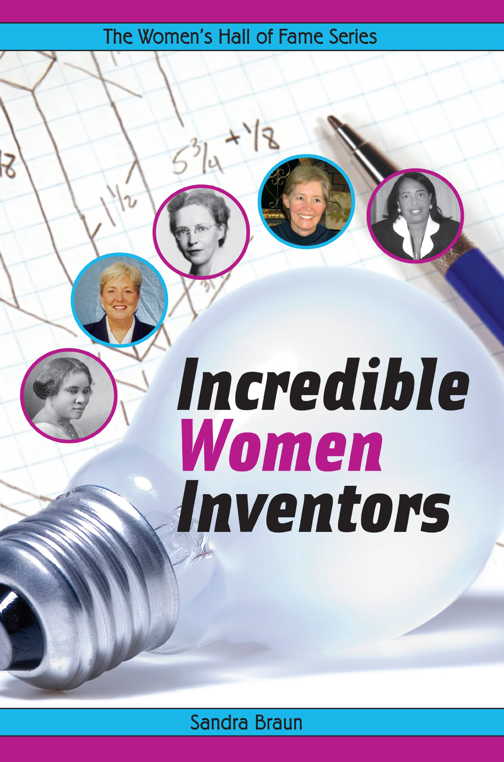 Read Online Incredible Women Inventors (Women's Hall of Fame Series) PDF