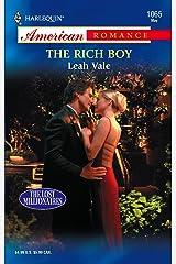The Rich Boy Mass Market Paperback