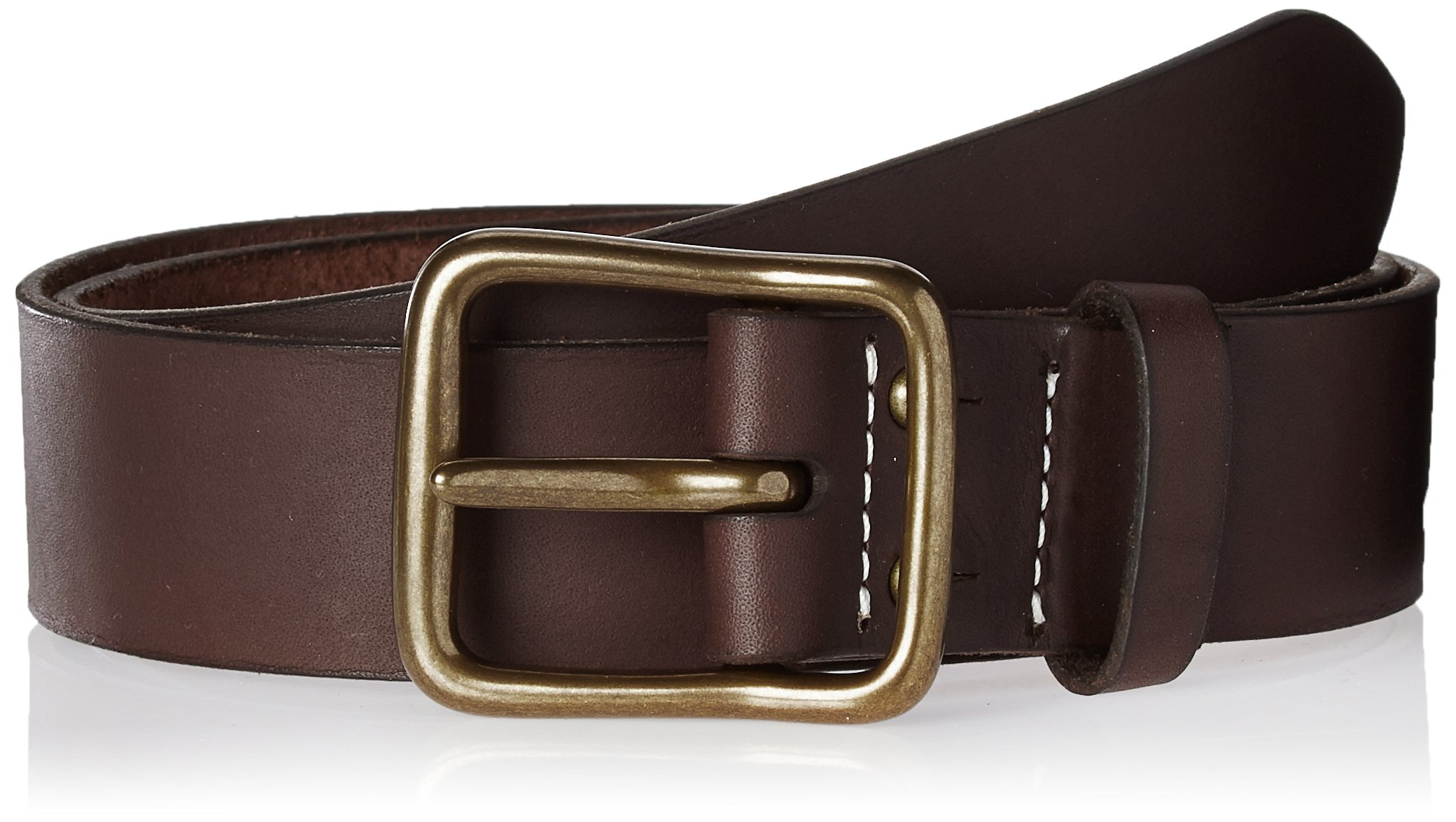 Red Wing Heritage Leather Belt, Amber Pioneer, 34