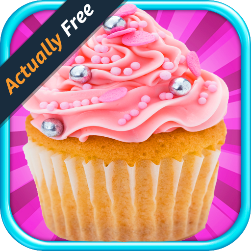Cupcakes Valentine's Day: Kids Cupcake Baking & Cooking Games FREE