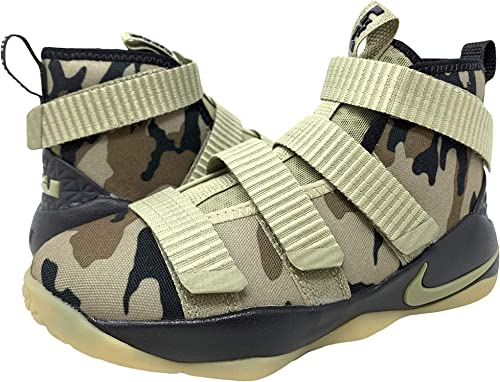huge inventory great quality 100% authentic Amazon.com | Nike Boys' Preschool Lebron Soldier 11 Basketball ...