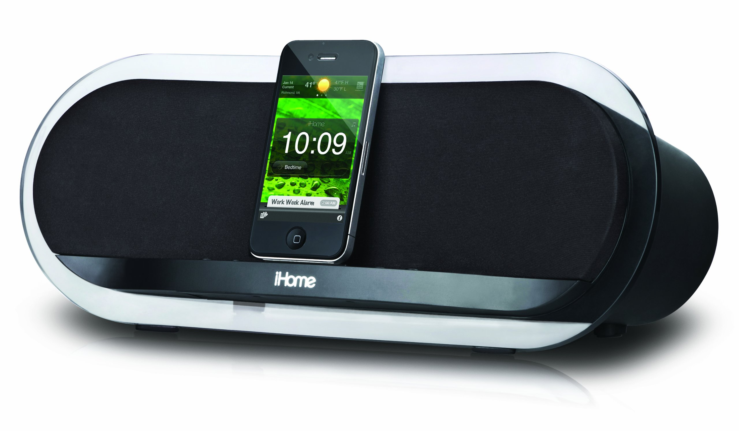 iHome iP3 Studio Series Audio System for iPhone/iPod by Sound Design (Image #4)
