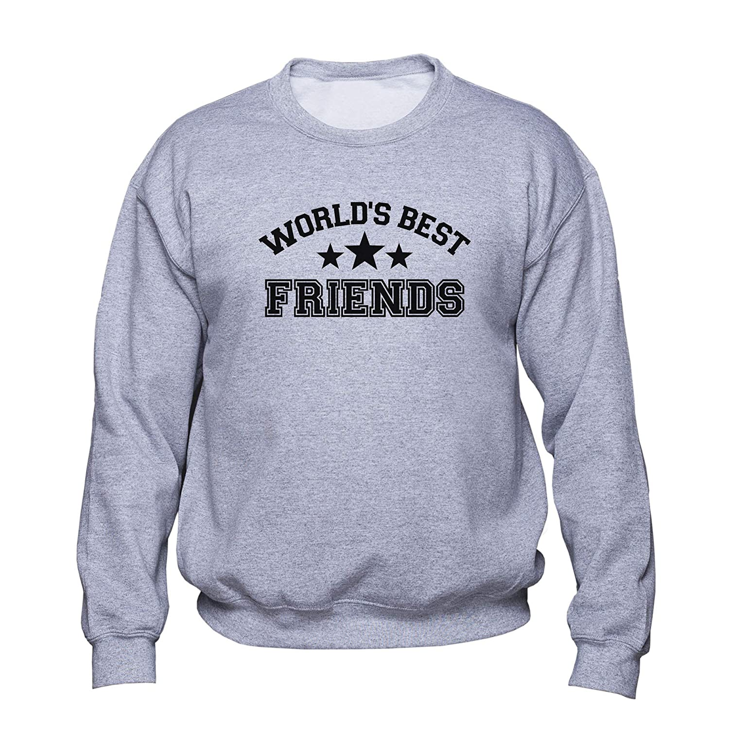 EUGINE DREAM WorldS Best Friends Unisex Sudadera: Amazon.es: Ropa y accesorios