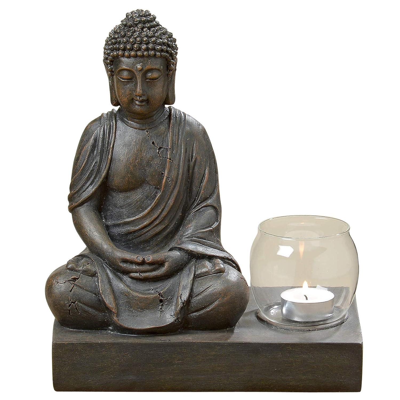 Statuetta di Buddha, Buddha della Scultura, Buddha in meditazione, Feng Shui SD