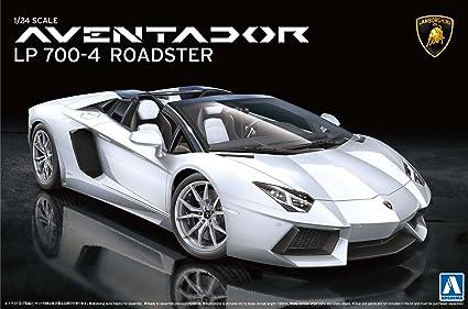 Amazon Com 1 24 Super Car Series No 12 Lamborghini Aventador Lp700