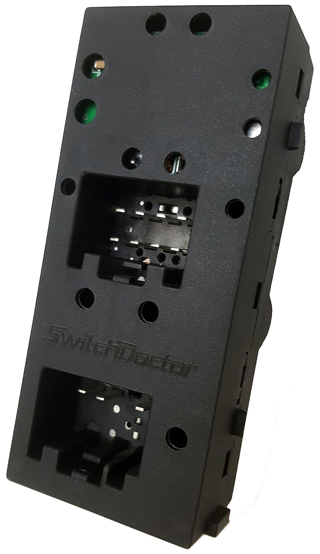 Amazon.com: Fits Ford F-150 Master Power Window Switch 2004-2008 ...