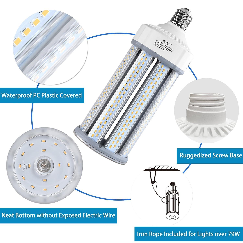 Large Mogul E39 Base Replace 1100W Incandescent Bulbs