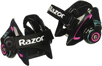 Razor jetts ruedas para colocar en los zapatos, color morado: Amazon.es: Deportes y aire libre