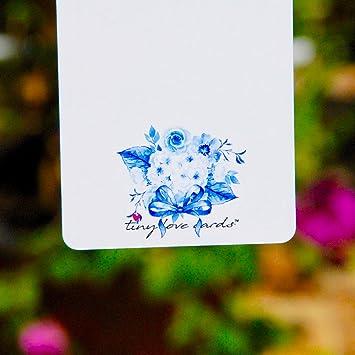 Tiny Love Karten Set Of 85 Cute Mini Karten Blanko Für