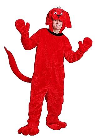 ec43c7f3f1c9 Amazon.com  Clifford The Big Red Dog Adult Costume  Clothing