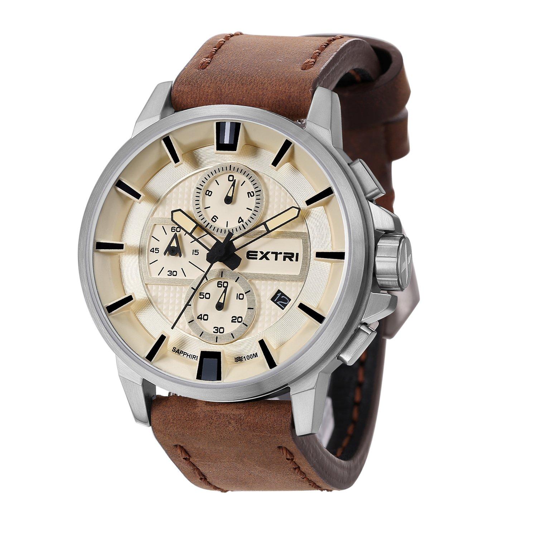Extri Herren-Armbanduhr X3009B