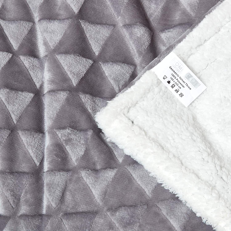 160/x 160/x 180/cm Polyester Blanc Snug Rug