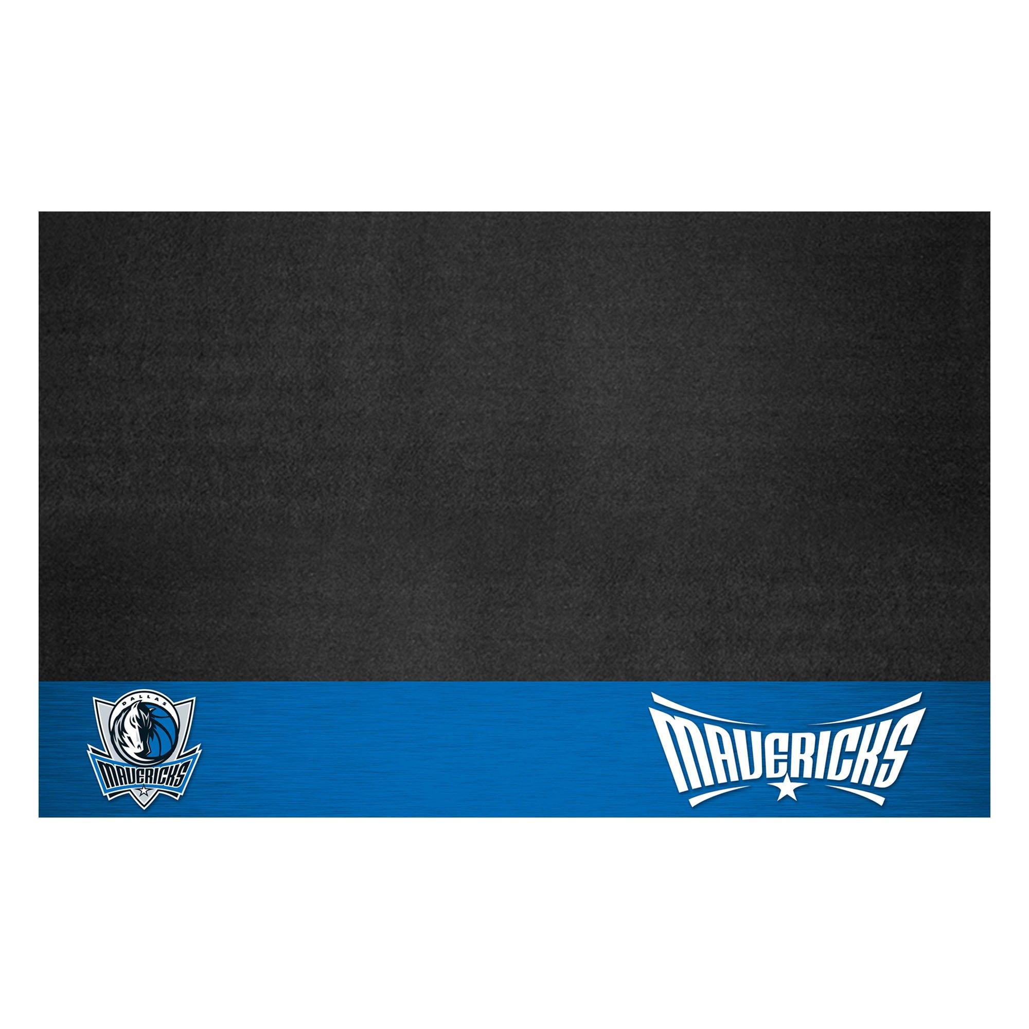 FANMATS 14201 NBA Dallas Mavericks Grill Mat