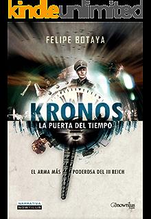 Kronos. La puerta del tiempo (Spanish Edition)