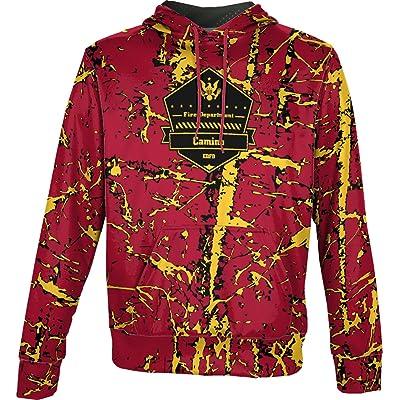 afcc6973c Pompomme Boy s Burnt Orange textured sweater w button closure ...