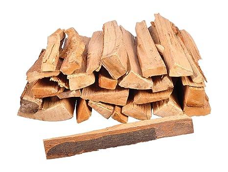 Leña encendido 30 kg secado Madera blanda Horno Estufa Fuego Encendedor Leña
