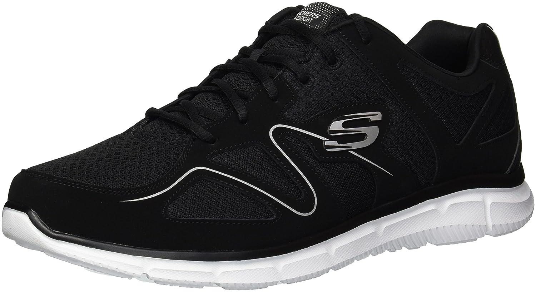 Skechers Verse Black/White - Flash Point Bkw Black/White Verse 5a6e58