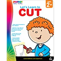 Let's Learn to Cut, Grades Toddler - PK