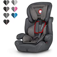 Auto Kindersitz Lionelo Nico Gelb 9-36kg GRUPPE 1+2+3  AUTOSITZ